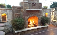 <h5> Outdoor Fireplace </h5><p>																																																			</p>