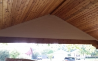 <h5>Cedar tongue & groove ceiling</h5><p>																																																			</p>